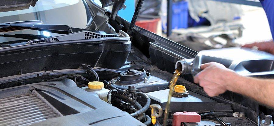Замена масла в коробке авто в Калининграде